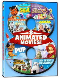 8 Animated Feature Films