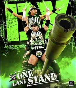 WWE: DX: One Las Stand [Full Frame] [2 Discs]