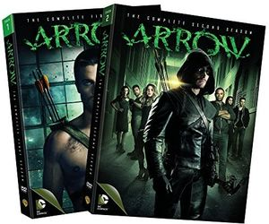 Arrow: Season 1 And Season 2