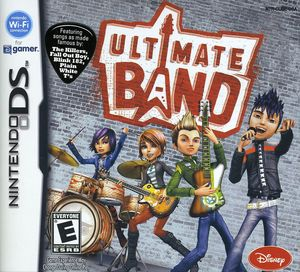 Ultimate Band for Nintendo DS