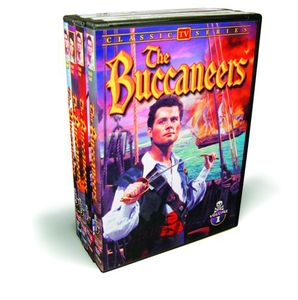 The Buccaneers, Vol. 1-4 [4 Discs] [Black and White]