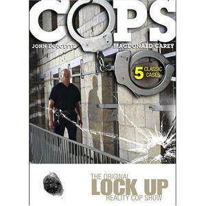 Cops, Vol. 4: Lock Up [B&W]