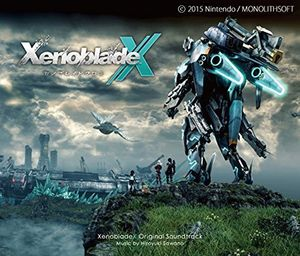 Xenobladex (Original Soundtrack) [Import]