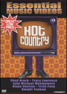Essential Music Videos: Hot Country /  Various