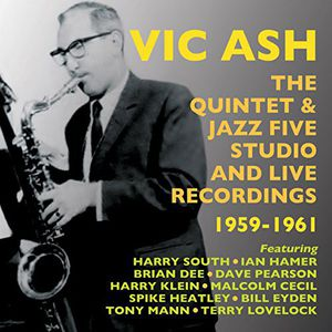 Quintet & Jazz Five Studio & Live Recordings 59-61