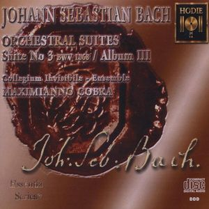 J. S. Bach-Orchestral Suite No. 3 BWV 1068