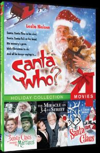 4 Movies Holiday Collection: Volume 9