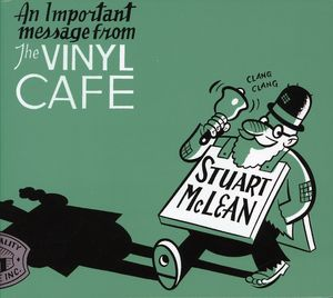 Important Message from the Vinyl Cafe [Import]
