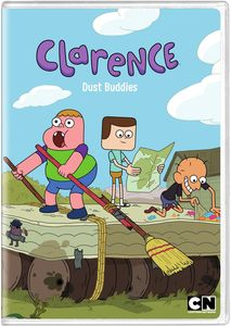 Cartoon Network: Clarence - Dust Buddies 2