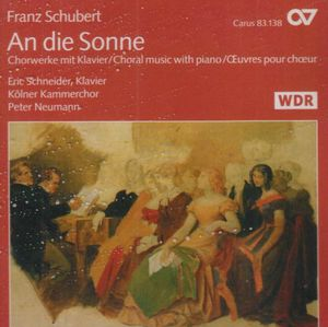 An Die Sonne: Choral Music with Piano