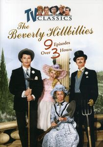 Beverly Hillbillies, Vol. 5 [DVD Single 9 Episodes]