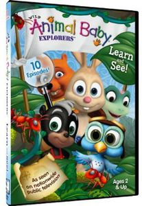 Wild Animal Baby Explorers: Learn & See