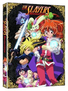 Slayers Revolution: Season 4