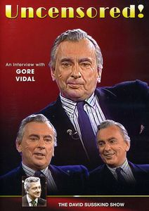The David Susskind Show: Gore Vidal: Uncensored!