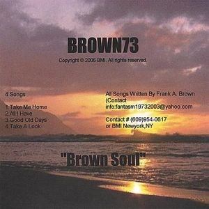 Brown73/ Brown Soul /  Various