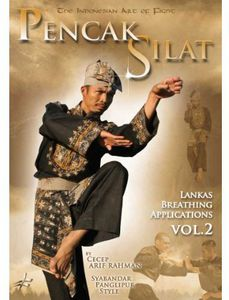 Pencak Silat: The Indonesian Art Of Fighting - Lankas Breathing AndFighting Techniques, Vol. 2