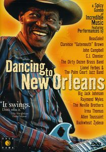 Dancing To New Orleans [Documentary]
