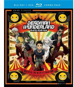Deadman Wonderland: Complete Series