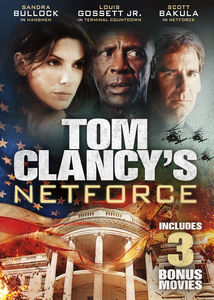 Tom Clancy's Netforce /  Code Name Dancer /  Hangmen /  Terminal Countdown