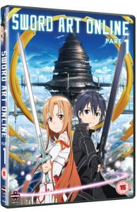 Sword Art Online-Part 1 (Episodes 1-7)