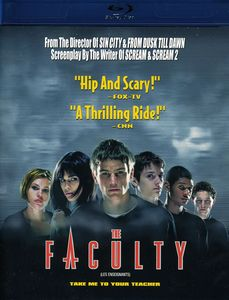 The Faculty [Import]