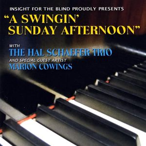 Swingin' Sunday Afternoon with the Hal Schaefer TR
