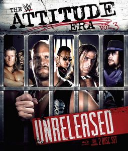 WWE: Attitude Era, Vol. 3