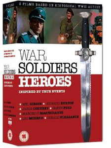 War Soldiers Heroes Box Set