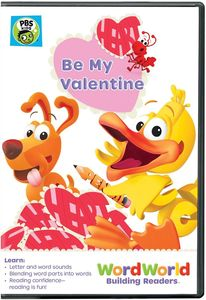 Wordworld: Be My Valentine