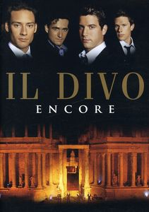 Il Divo Encore (Pal/ Region 0)