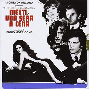 Metti Una Sera a Cena (Original Soundtrack) [Import]