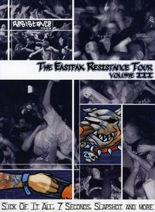 Eastpak Resistance Tour, Vol. 3