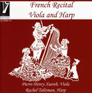 French Recital for Viola & Harp