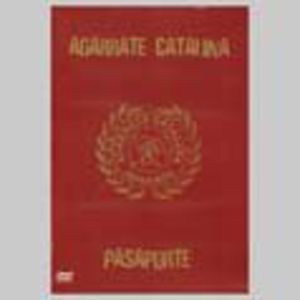 Pasaporte [Import]