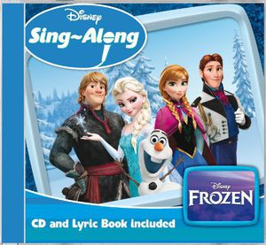 Disney Sing-Along-Frozen /  Various [Import]