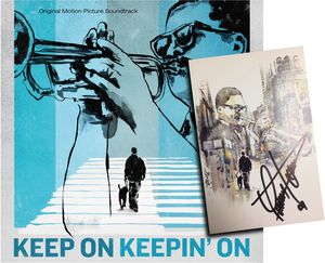 Keep on Keepin on (Original Soundtrack) (w/  Exclusive Quincy Jones Autograph)