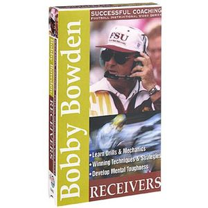 Successful Football Coaching: Bobby Bowden - Receivers
