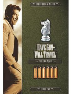 Have Gun - Will Travel: The Sixth and Final Season, Vol. 2