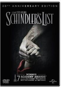 Schindler's List (DVD+Digital+UV) [20th Anniversary Edition]