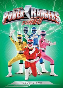 Power Rangers Turbo, Vol. 2