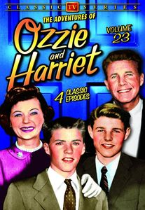The Adventures of Ozzie and Harriet: Volume 23