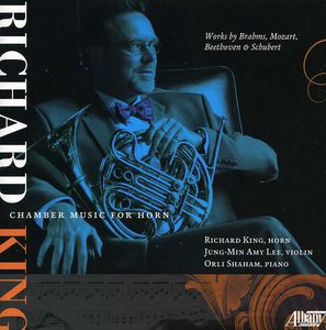 Richard King: Chamber Music for Horn