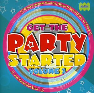 Get the Party Started 2 [Import]