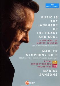 Music Is Language of Heart & Soul /  Mahler Sym 2