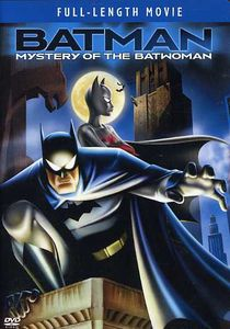 Batman: Mystery Of The Batwoman [Standard] [Amaray Case]