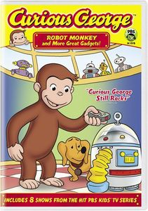 Robot Monkey & More Great Gadgets