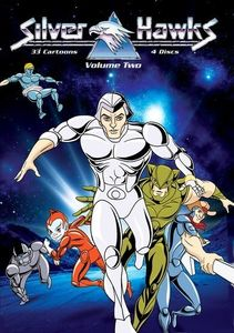 Silverhawks: Season 1: Volume 2