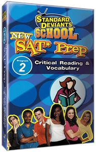 Sat Prep Module 2: Critical Reading & Vocabulary
