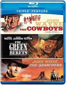 Cowboys /  Green Berets /  Searchers