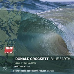 Donald Crockett: Blue Earth